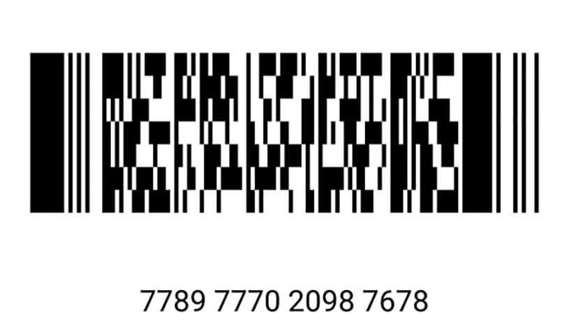 карта перекресток штрих код фото